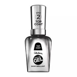 Sally Hansen Miracle Gel Nail Polish - 101 Shiny Top Coat - 0.5 fl oz | Target