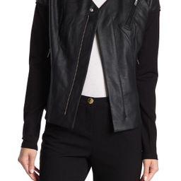 Love Token   Nicki Faux Leather Jacket   Nordstrom Rack   Nordstrom Rack