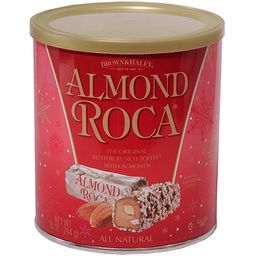 Brown & Haley Almond Roca Buttercrush Toffee with Almonds, 10 oz | Walmart (US)