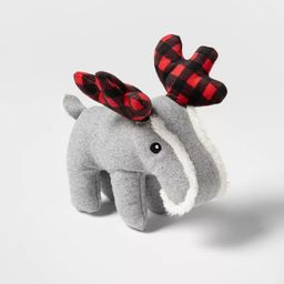 Elk Holiday Dog Toy - Wondershop™ | Target