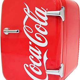 Coca-Cola Vintage Chic 4L Cooler/Warmer Mini Fridge by Cooluli for Cars, Road Trips, Homes, Offic...   Amazon (US)
