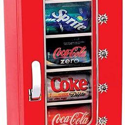 Coca-Cola 10 Can Vending Cooler   Amazon (US)