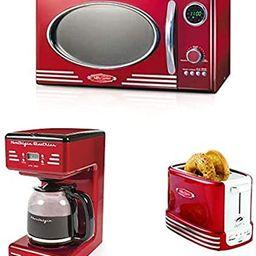 Nostalgia Retro Red Kitchen Appliance Bundle   Amazon (US)