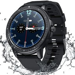 Smart Watch for Women Men,Fitness Tracker with Heart Rate,Blood Pressure,Blood Oxygen,IP67 Waterp...   Amazon (US)