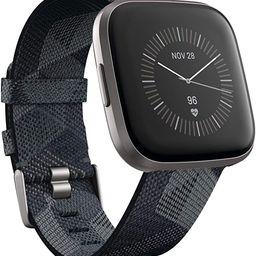 Fitbit Versa 2 Special Edition Health and Fitness Smartwatch with Heart Rate, Music, Alexa Built-...   Amazon (US)