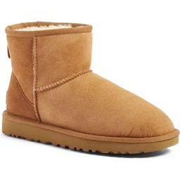 Classic Mini II Genuine Shearling Lined Boot | Nordstrom