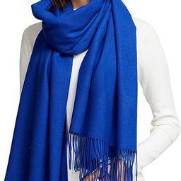MaaMgic Womens Large Soft Cashmere Feel Pashmina Shawls Wraps Light Scarf   Amazon (US)