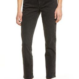 Madewell Tomboy Straight Leg Jeans (Lunar) | Nordstrom | Nordstrom