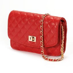 Mellow World Amanda Quilted Crossbody Wallet   Kohl's