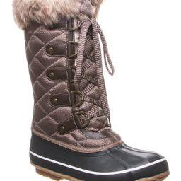 BEARPAW | McKinley Faux Fur & Genuine Sheepskin Waterproof Quilted Boot | Nordstrom Rack | Nordstrom Rack