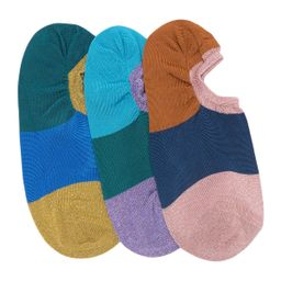 Hysteria by Happy Socks | Issa No Show Socks - Pack of 3 | Nordstrom Rack | Nordstrom Rack