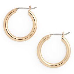 Small Endless Hoop Earrings | Nordstrom