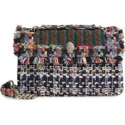 Kurt Geiger London Kensington Tweed Crossbody Bag | Nordstrom | Nordstrom