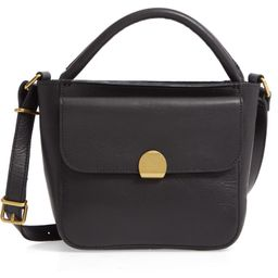 The Mini Abroad Leather Crossbody Bag | Nordstrom