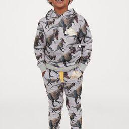 Printed Sweatpants   H&M (US)