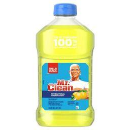 Mr. Clean Antibacterial Multi-Surface Cleaner - Summer Citrus - 45 fl oz   Target