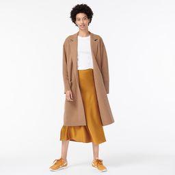 Ella open-front long sweater-blazer | J.Crew US