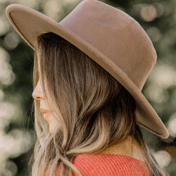 Get The Facts Light Khaki Hat | The Mint Julep Boutique