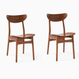Classic Café Dining Chair | West Elm (US)