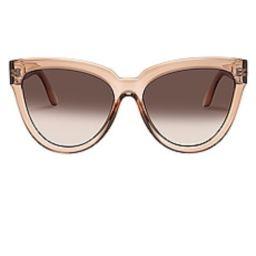 Le Specs Liar Liar Sunglasses in Nougat from Revolve.com | Revolve Clothing (Global)