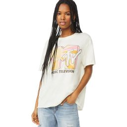 Scoop Women's MTV Rays Graphic T-Shirt with Short Sleeves   Walmart (US)
