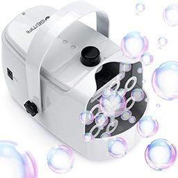 Semai Bubble Machine, Portable Auto Bubble Maker Plug-In & Battery Operated,Upgraded Noise-free... | Amazon (CA)