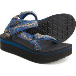 Teva Flatform Universal Sport Platform Sandals (For Women)   Sierra