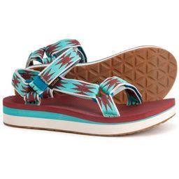 Teva Midform Universal Sandals (For Women)   Sierra