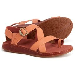 Chaco Wayfarer Loop Sandals - Nubuck (For Women) | Sierra