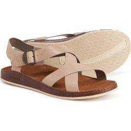 Chaco Wayfarer Sandals - Leather (For Women) | Sierra