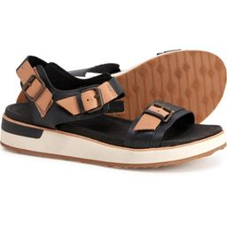 Merrell Roam Buckle Sandals - Leather (For Women) | Sierra