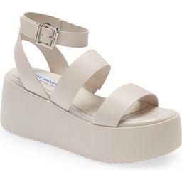 Steve Madden Bay Platform Sandal (Women)   Nordstrom   Nordstrom