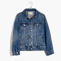 The Jean Jacket in Medford Wash | Madewell