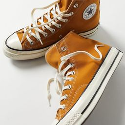 Converse Chuck 70 Organic Canvas High Top Sneaker   Urban Outfitters (US and RoW)