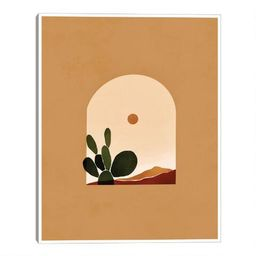 Desert by Bria Nicole Framed Canvas Wall Art   World Market