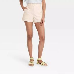 Women's High-Rise Shorts - A New Day™   Target