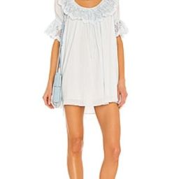 Tularosa Crawford Dress in Baby Blue from Revolve.com   Revolve Clothing (Global)