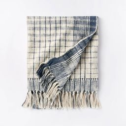Woven Cotton Throw Blanket - Threshold™ designed with Studio McGee | Target