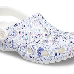 Crocs Floral/White Liberty London X Crocs Classic Clog   Crocs (US)