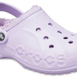 Crocs Lavender / Lavender Baya Lined Clog   Crocs (US)