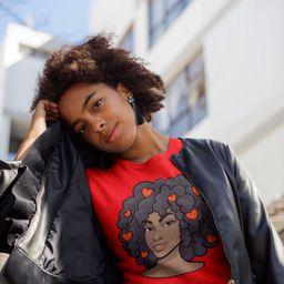 Love black women t shirt | Etsy (US)