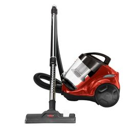 Bissell Zing® Bagless Canister Vacuum with Auto Cord Retract Bissell Color: Red   Wayfair North America