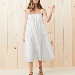 Summer Dress - White   Jenni Kayne   Jenni Kayne