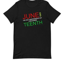 Juneteenth The only Independence Day I recognize | Etsy (US)