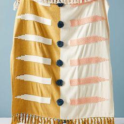 Textured Lucia Throw Blanket   Anthropologie (US)
