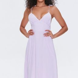 Tie-Strap Cami Dress | Forever 21 (US)