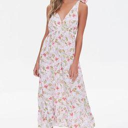 Floral Print Midi Dress | Forever 21 (US)