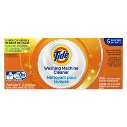 Tide Washing Machine Cleaner, 5 Count | Walmart (US)