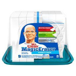 Mr. Clean Magic Eraser Variety Pack, 9 Ct   Walmart (US)