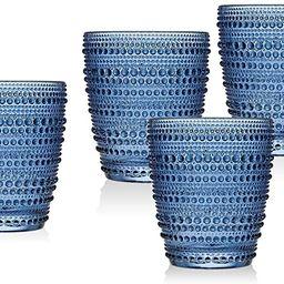 Godinger Old Fashioned Glasses Beverage Cups - Lumina, Set of 4   Amazon (US)